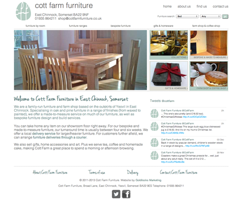Cott Farm Furniture