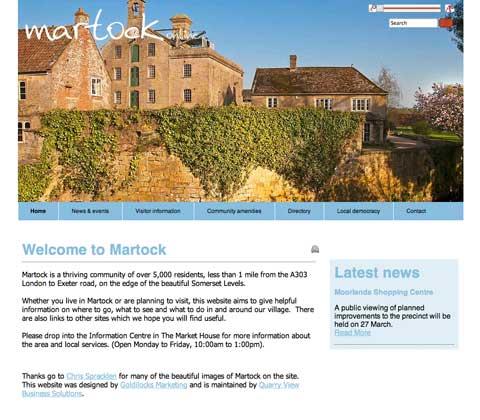 Martock Online