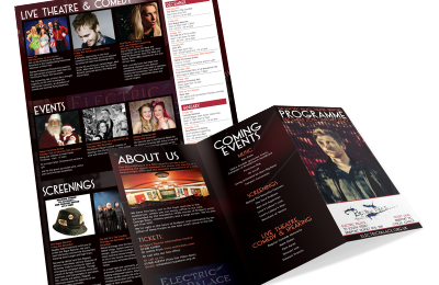 Programme of events design