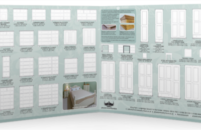 CAD furniture drawings