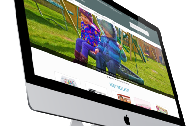 The Toy Barn, Sherborne Website Design