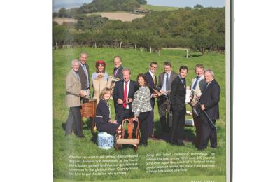 Country Life magazine advertisement