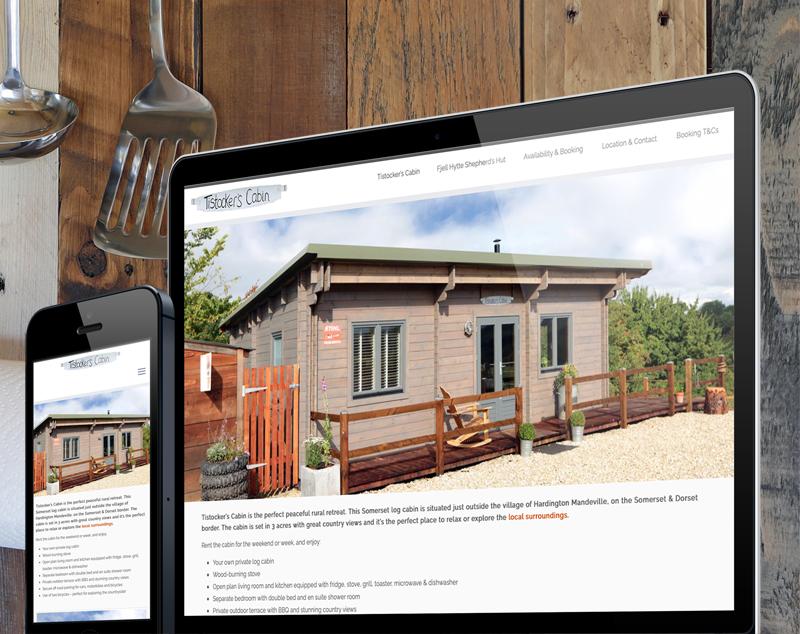 Holiday Accommodation Website